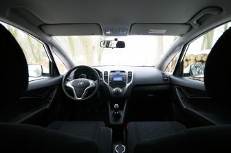 Test Hyundai ix20 1.4i Blue i-Vision - Rijtesten.be