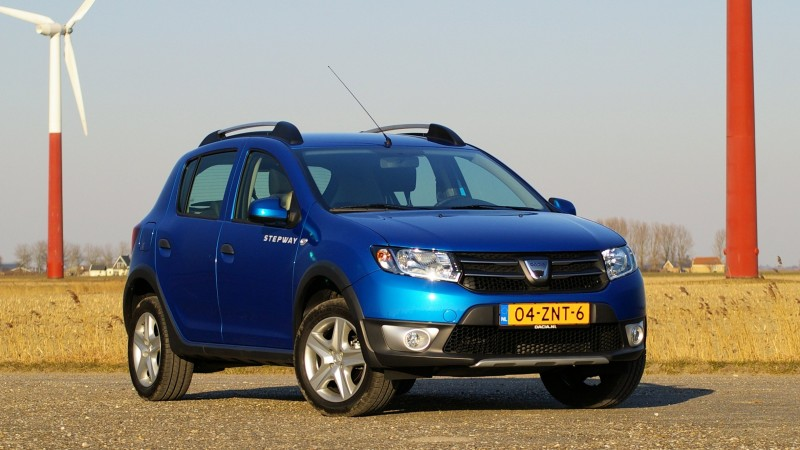 test dacia sandero stepway 0 9 tce laur ate pure rijervaring. Black Bedroom Furniture Sets. Home Design Ideas